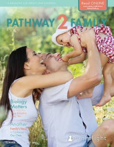 Pathway2Family | Summer/Fall 2015