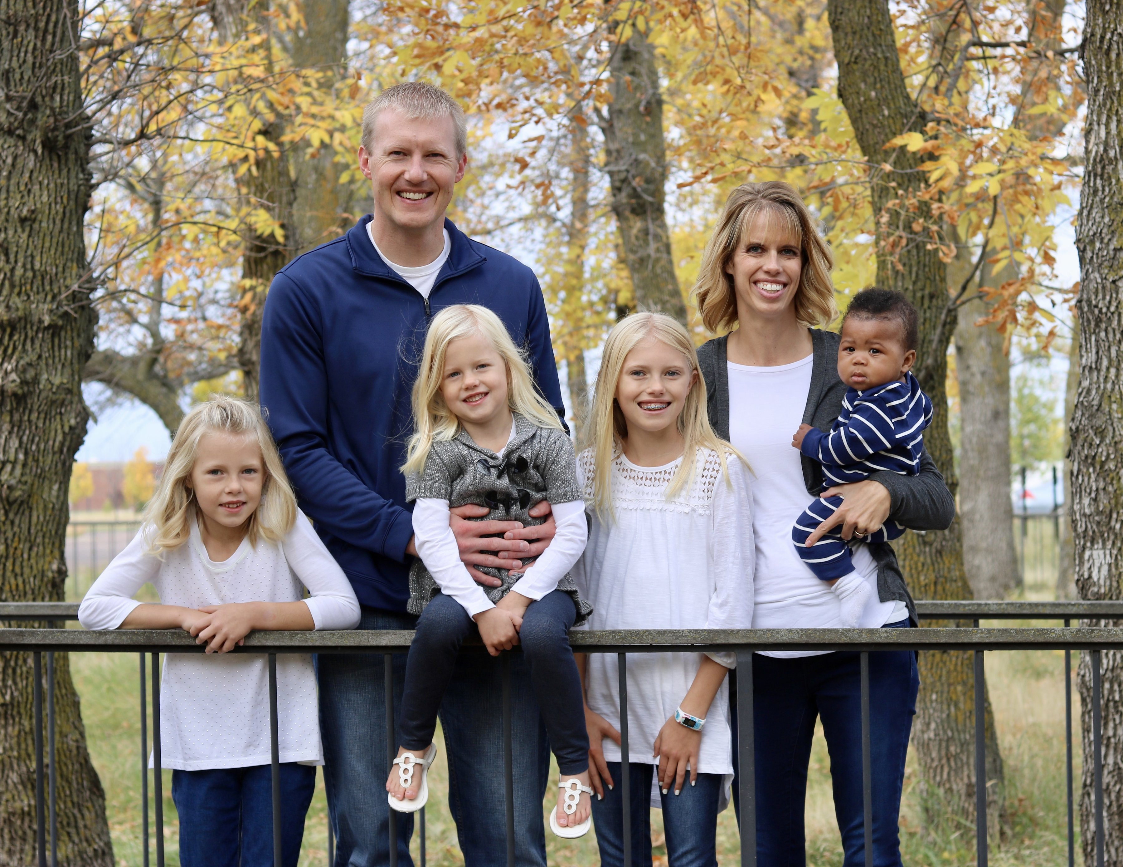 Our Family – Blessed by Adoption
